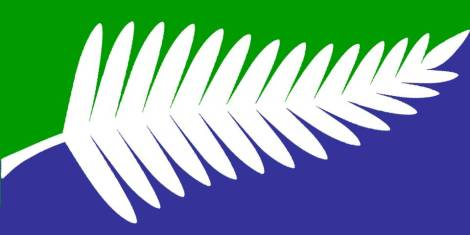 Land and Sea flag