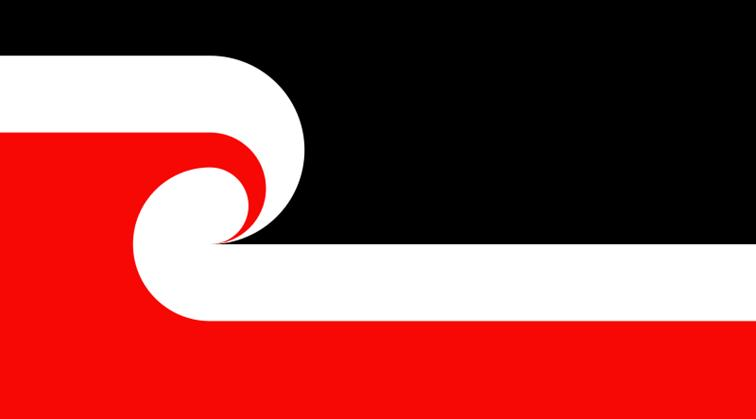 New Zealand Maori Flag