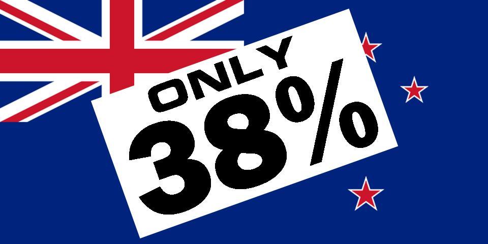 NZ blue ensign | John Ansell