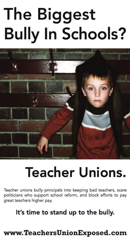 teachers and the unions American teachers unions are increasingly the target of measures, authored by  friends and foes alike, intended to limit their power, or even eviscerate them.