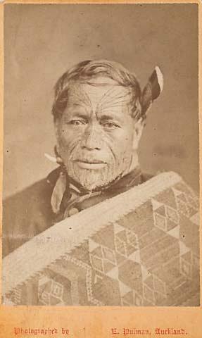 Ihaia Te Kirikumara