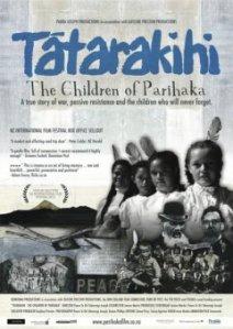 Tatarakihi -The Children of Parihaka poster