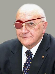Eye patch - Sir Tipene O'Regan
