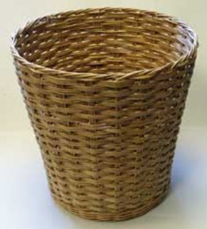 Waste paper basket - Finding a Place for the Treaty